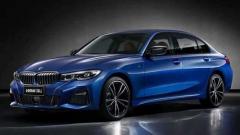 新BMW 3系上海首驾