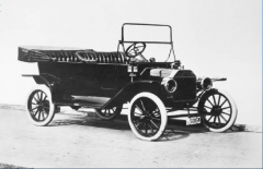汽车发展史-如何在百年间从无到有,从稀少到普及