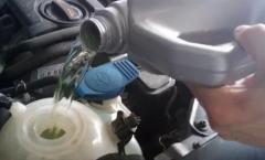 汽车保养小知识 汽车防冻液要多久换一次