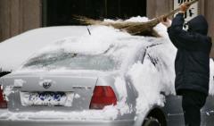 冬季汽车保养知识之雪后洗车