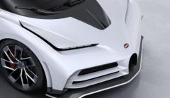 布加迪打造终极超级跑车1577马力 标价890万美元