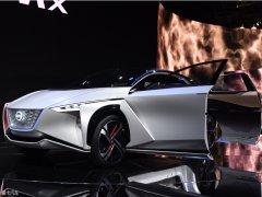 2017东京车展:日产IMx概念车正式发布