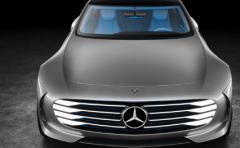 梅赛德斯奔驰声称新概念车是不会崩溃的