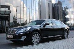 现代雅科仕防弹车发布 将亮相莫斯科