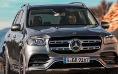 2020年梅赛德斯-奔驰GLS价格大幅上涨